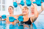Wassergymnastik Prävention